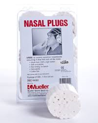 nasal-plugs
